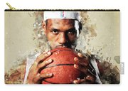 Lebron Raymone James Carry-all Pouch