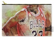 Michael Jeffrey Jordan Carry-all Pouch