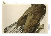 White Headed Eagle  Carry-all Pouch