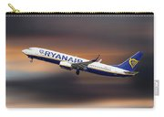 Ryanair Boeing 737-8as Carry-all Pouch