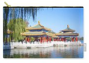 Beautiful Beihai Park, Beijing, China Photograph Carry-all Pouch