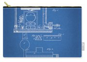 1885 Furnace Patent Carry-all Pouch