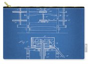 1885 Grist Mill Patent Carry-all Pouch