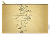 1885 Plow Patent Carry-all Pouch