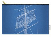 1885 Sails Patent Carry-all Pouch