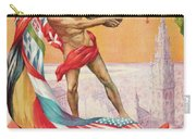 1920 Summer Olympics Vintage Poster Carry-all Pouch