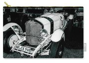 1920's Mercedes Benz Convertible Carry-all Pouch