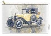1925 Citroen 5cv Carry-all Pouch