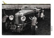 1930's Aston Martin Convertible Carry-all Pouch