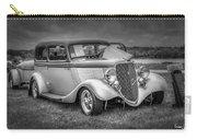 1933 Ford Tudor Sedan With Trailer Carry-all Pouch