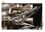 1934 Chevrolet Flying Eagle Hood Ornament Retro Carry-all Pouch
