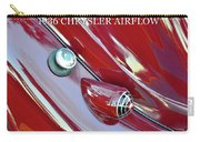 1936 Chrysler Airflow B Carry-all Pouch
