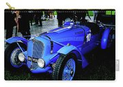 1936 Delahaye 135 Carry-all Pouch