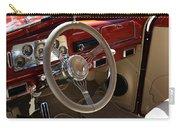 1938 Pontiac Silver Streak Interior Carry-all Pouch