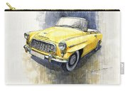1957-1959 Skoda 450 Cabrio  Carry-all Pouch