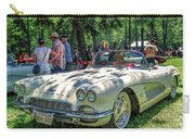 1961 Chevrolet Corvette 002 Carry-all Pouch