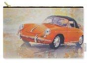 1965 Porsche 356 C Cabriolet Carry-all Pouch