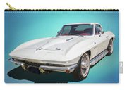 1966 Vette Carry-all Pouch
