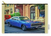 1970 Dodge Charger R/t Carry-all Pouch