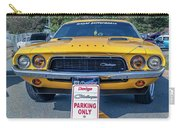 1973 Dodge Challenger Carry-all Pouch