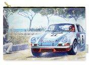 1973 Targa Floria Porsche 911 Carrera Rsr Martini Racing Lennep Muller Winner  Carry-all Pouch