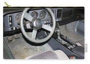 1986 Pontiac Trans Am Dashboard Carry-all Pouch