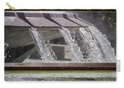 Arthur J. Will Memorial Fountain At Grand Park Carry-all Pouch