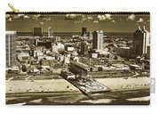 Atlantic City Carry-all Pouch