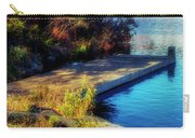 Autumn Colors In Kearney Lake Carry-all Pouch