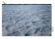 Beautiful Cloudscape High Up In The Sky. Carry-all Pouch