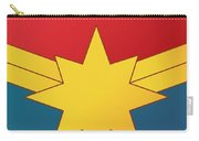 Captain Marvel 2019  Carry-all Pouch