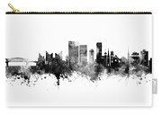 Chattanooga Tennessee Skyline Carry-all Pouch