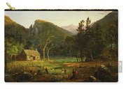 Eagle Cliff, Franconia Notch, New Hampshire Carry-all Pouch