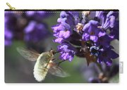 Fly Bee Carry-all Pouch