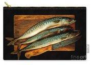 Fresh Mackerels Carry-all Pouch