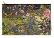 Garden At Vaucresson  Carry-all Pouch