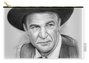 Gary Cooper Carry-all Pouch
