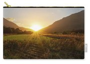 Glen Lyon Sunset Carry-all Pouch