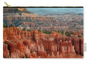 Hoodoo's Bryce Canyon  Carry-all Pouch