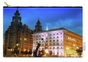 Liverpool's Historic Waterfront Carry-all Pouch