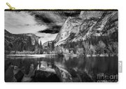Mirror Lake, Yosemite National Park Carry-all Pouch