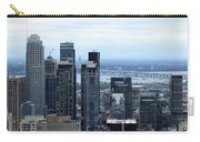 Montreal Skyline Carry-all Pouch