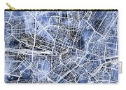 Munich Germany City Map Carry-all Pouch