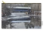New England College Covered Bridge Carry-all Pouch