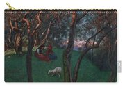 Olive Grove At Lake Garda Carry-all Pouch