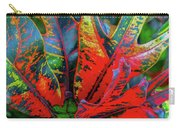 Plants And Leaves Hawaii Carry-all Pouch