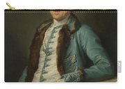 Portrait Of John Scott Of Banks Fee  Carry-all Pouch