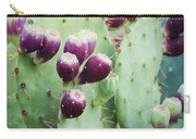 Prickly Pear Fruit Carry-all Pouch