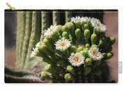 Saguaro Blossoms  Carry-all Pouch