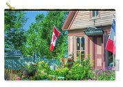 Scenic Garden And Antiques Store Carry-all Pouch
